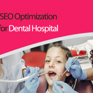 I will do onetime onsite / Onpage SEO work for your newly launched dental hospital WordPress website or your dental hospital blog