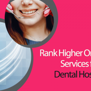 I will provide monthly SEO service, on and off page optimization for your dental hospital to rank higher on Google