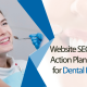 I will create an exclusive SEO audit report with a long term action plan for your dental hospital site to help you execute on your own