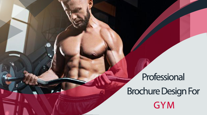 I will design a creative brochures for your gym services