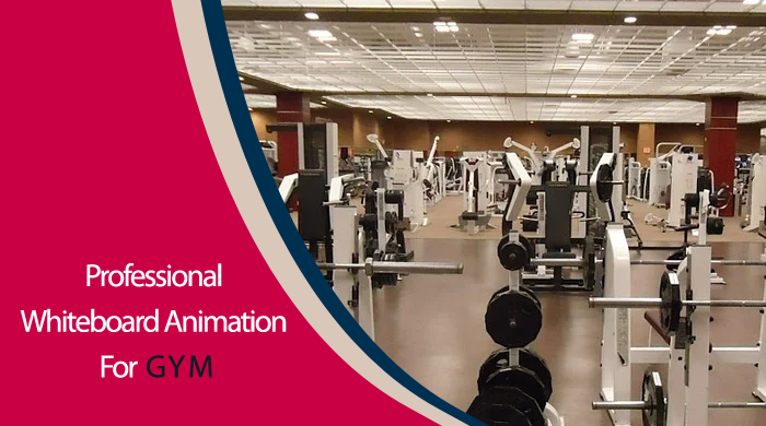 I will create professional whiteboard animation video for your gym in 24 hrs