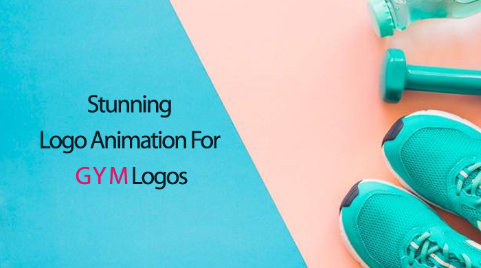 I will create a 15sec stunning logo intro video animations for your gym