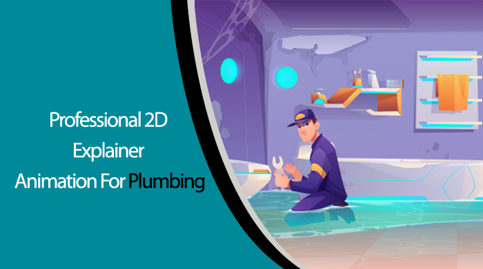 I will create 2d animation explainer video for your Plumbing in 48 hours