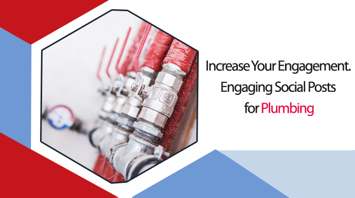 I will design attractive 50 social media Facebook and Instagram posts for your Plumbing