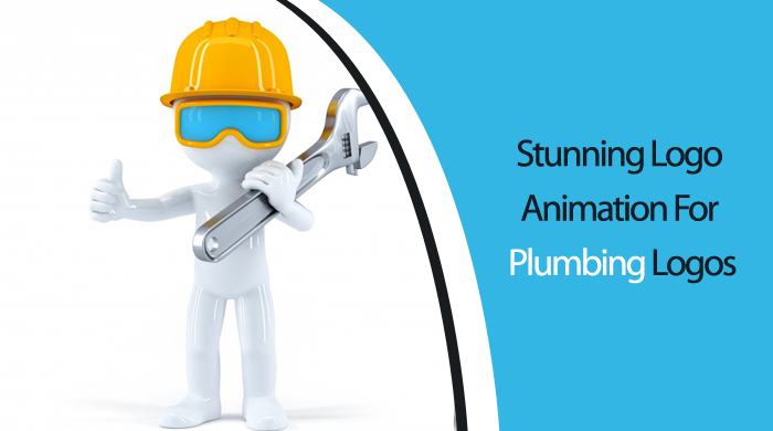 I will create a 15sec stunning logo intro video animations for your Plumbing