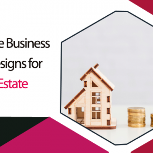 I will create 4 different business card design for your Real Estate