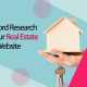 I will do keyword research for your Real Estate website that actually helps you rank