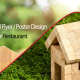 I will design outstanding flyer or poster for your Real Estate with unlimited revisions