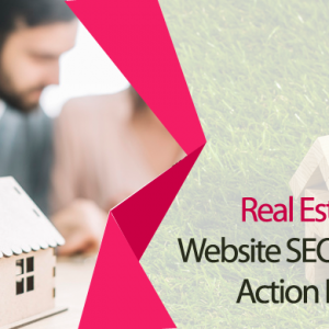 I will create an exclusive SEO audit report with a long term action plan for your Real Estate site to help you execute on your own