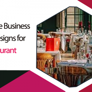 I will create 4 different business card design for your restaurant