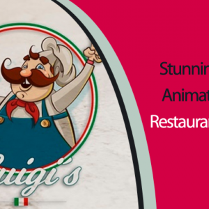 I will create a 15sec stunning logo intro video animations for your restaurant